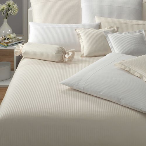 elegante bed-linen Damast Bettwäsche Milano