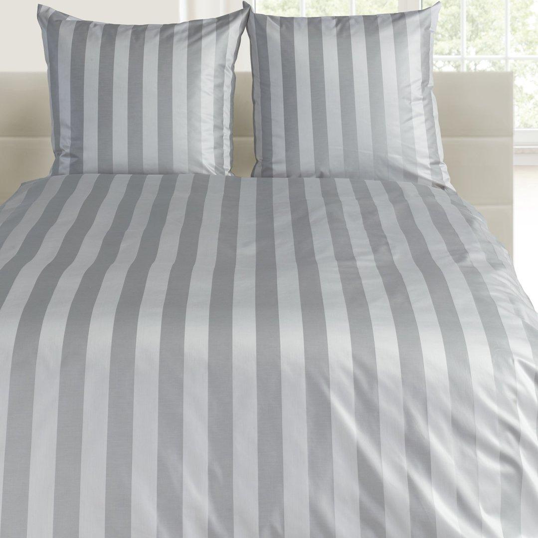 bauer brokat damast bettw sche grau wunschbettw. Black Bedroom Furniture Sets. Home Design Ideas