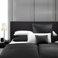 trend schwarz wei www wunschbettw. Black Bedroom Furniture Sets. Home Design Ideas