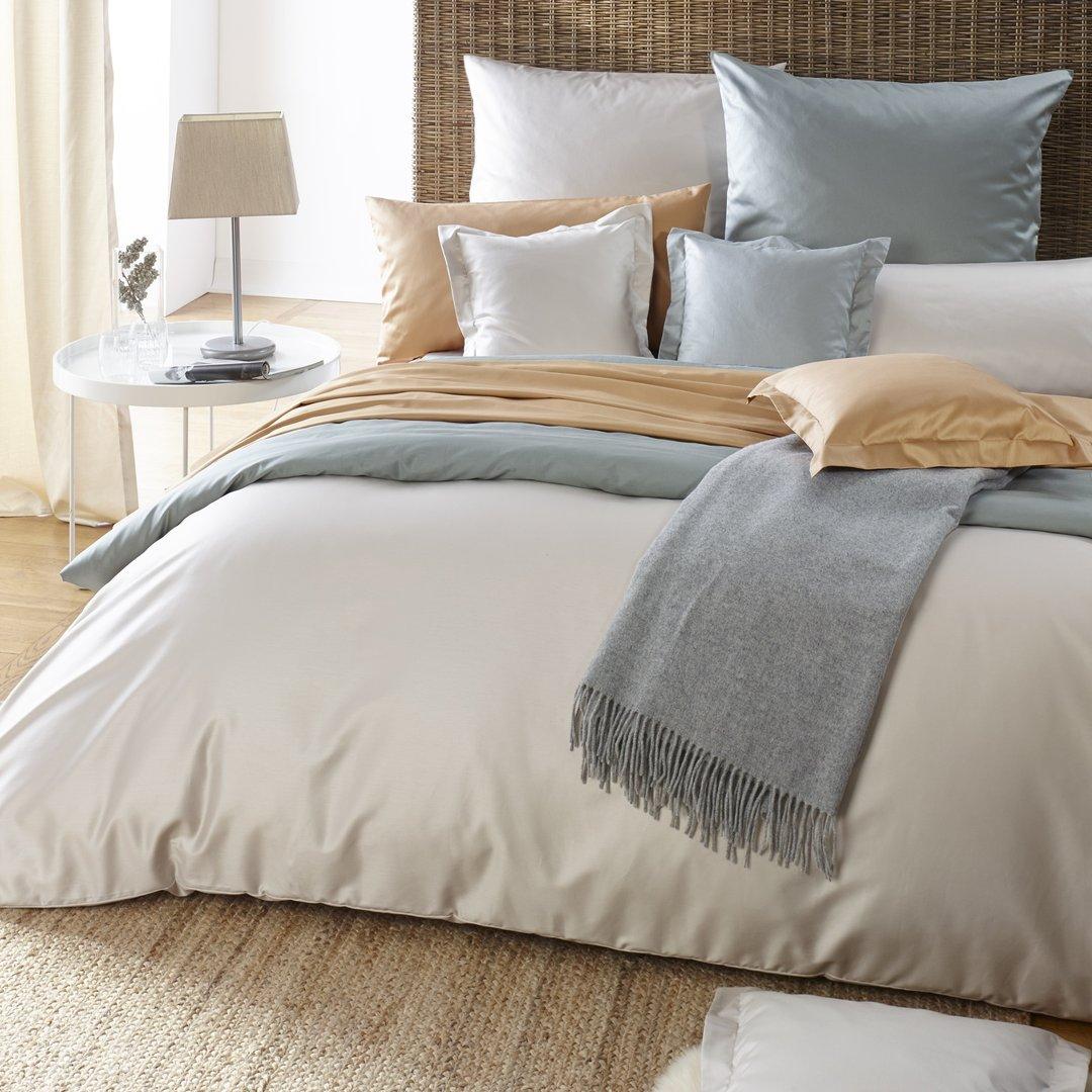 uni mako bettw sche satin curt bauer versandkostenfrei bestellen. Black Bedroom Furniture Sets. Home Design Ideas