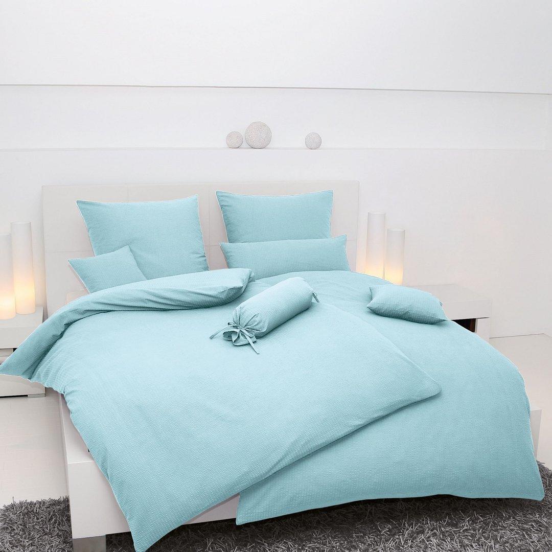 kristal seersucker bettw sche janine. Black Bedroom Furniture Sets. Home Design Ideas