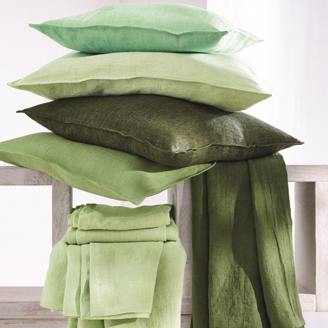 leinen kissen sven 50x50 cm von proflax jetzt. Black Bedroom Furniture Sets. Home Design Ideas