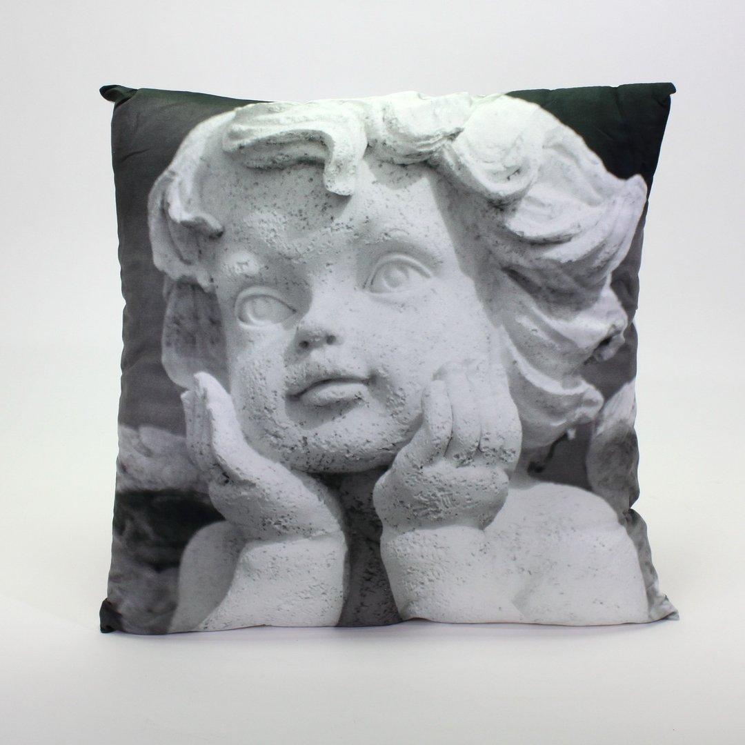 kissenh lle tr umender engel 50x50 www wunschbettw. Black Bedroom Furniture Sets. Home Design Ideas