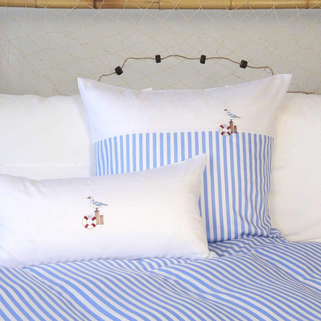 maritime bettw sche my blog. Black Bedroom Furniture Sets. Home Design Ideas