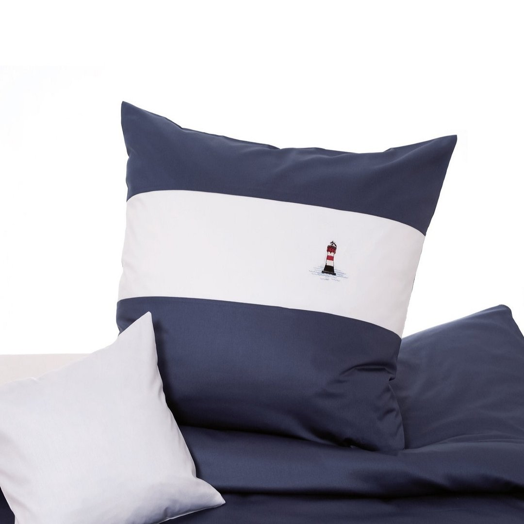 maritime bettw sche roter sand www wunschbettw. Black Bedroom Furniture Sets. Home Design Ideas