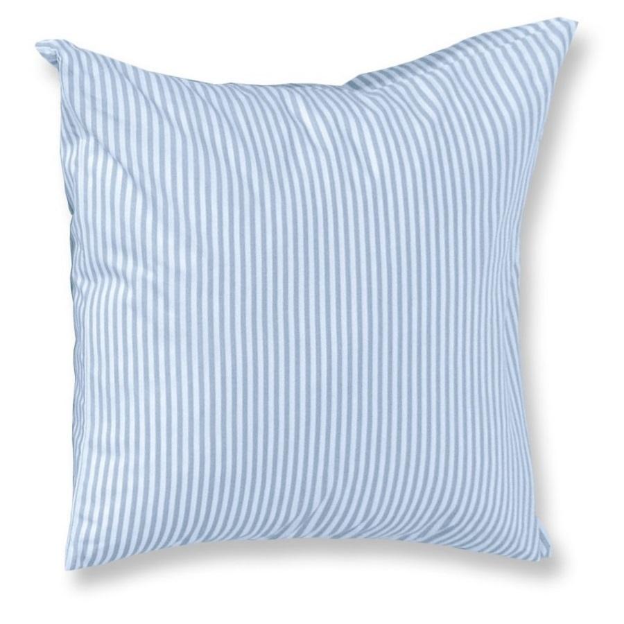 landhaus streifen kissenh llen batist www. Black Bedroom Furniture Sets. Home Design Ideas