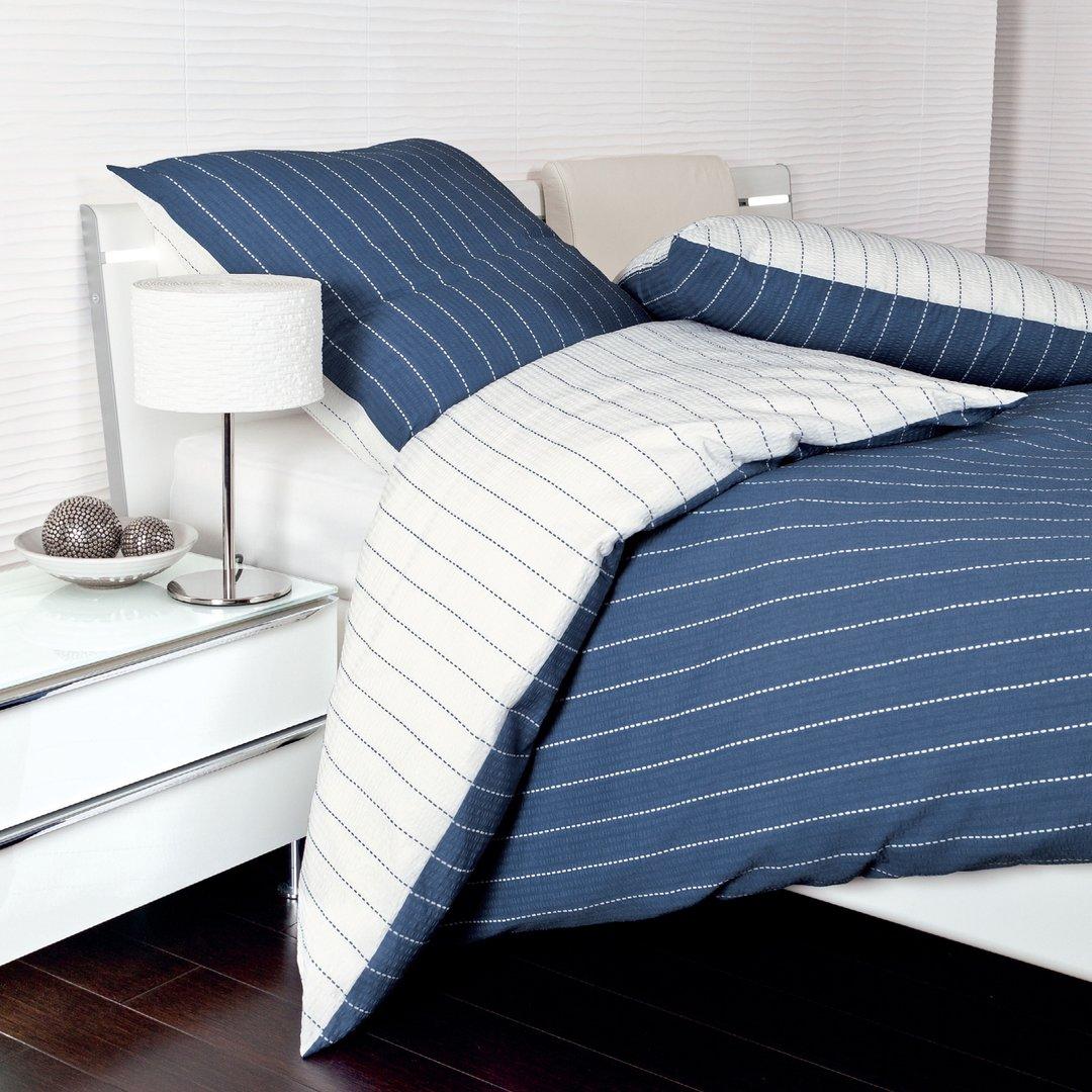 janine mako soft seersucker bettw sche tango 20020 2 versand 0. Black Bedroom Furniture Sets. Home Design Ideas