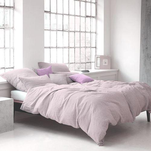 leinen bettw sche edel oder wei auf www wunschbettw. Black Bedroom Furniture Sets. Home Design Ideas