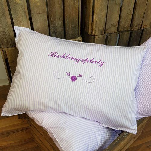 bettw sche in lila oder flieder finden sie auf. Black Bedroom Furniture Sets. Home Design Ideas