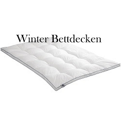 Winter Bettdecken