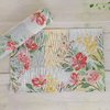 Gobelin Tischset Summer Rose 32x48 cm